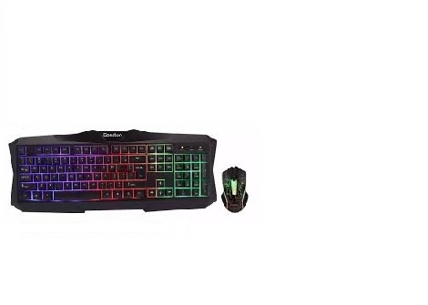 COMBO KEYBOARD MOUSE CÓ DÂY RD 837