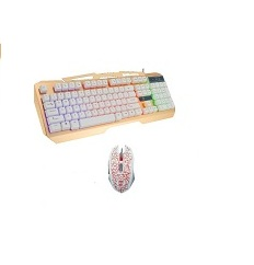 COMBO KEYBOARD MOUSE CÓ DÂY R8 1828