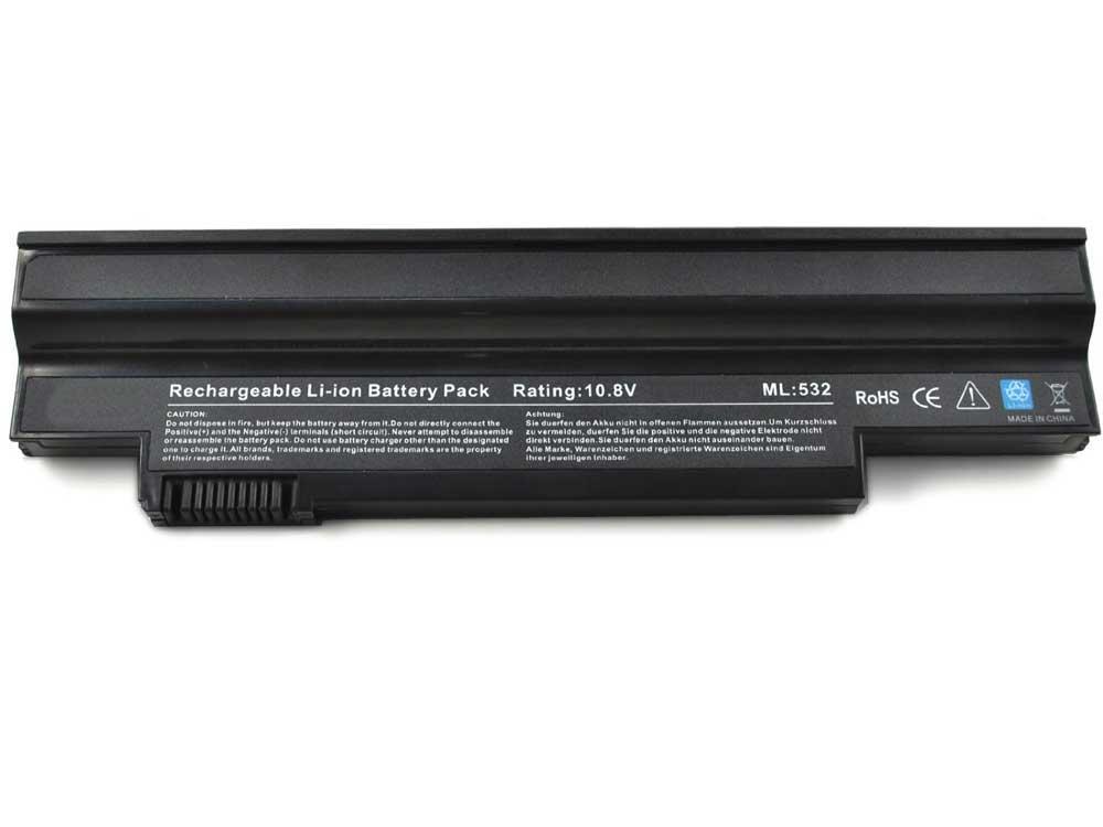 PIN LAPTOP ACER 532 BLACK