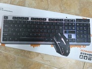COMBO KEYBOARD MOUSE có dây R8 1921