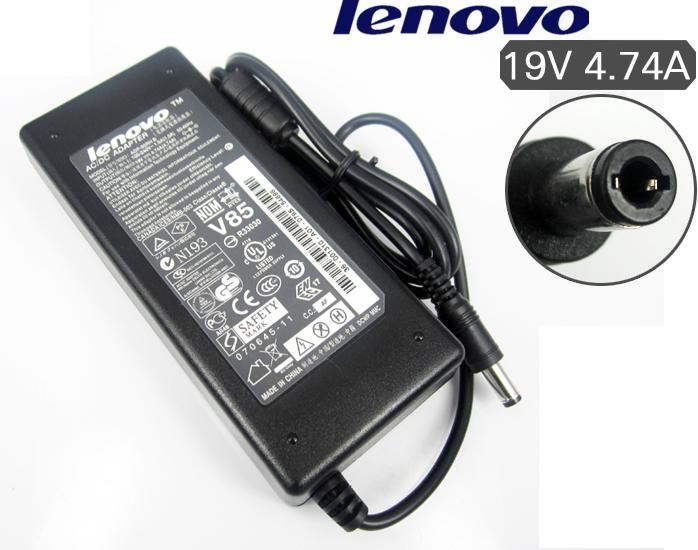 Sạc laptop Lenovo 19v-4.74a