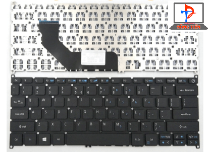 Keyboard Acer Aspire SF531-51 15´´ inch