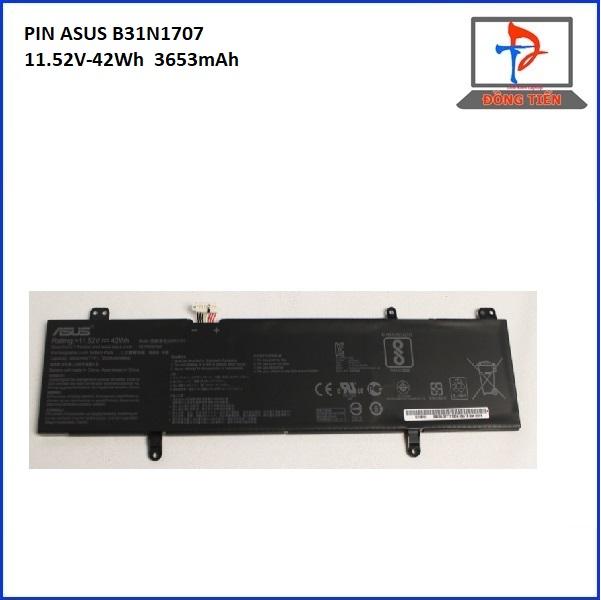 PIN LAPTOP ASUS B31N1707-X411,S410,S410U,S4200,S4100