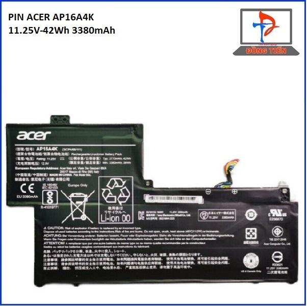 PIN ACER ACER SWIFT SF113-31 AP16A4K 11.25V-42Wh 3380mAh