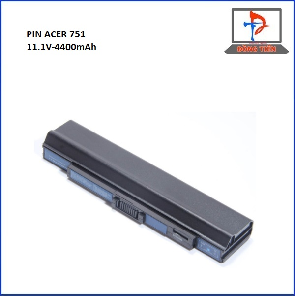 PIN LAPTOP ACER ONE 751,531,ZG8,ZA3 ĐEN