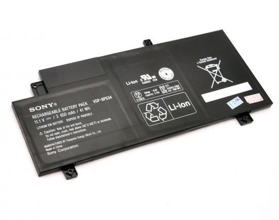 Pin laptop Sony Vaio BPS34 ZIN