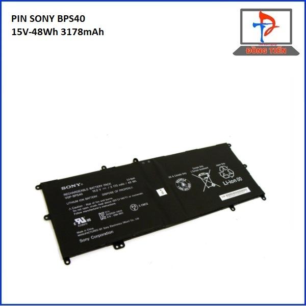 PIN Sony Vaio Flip SVF15A SVF15N- BPS40 zin