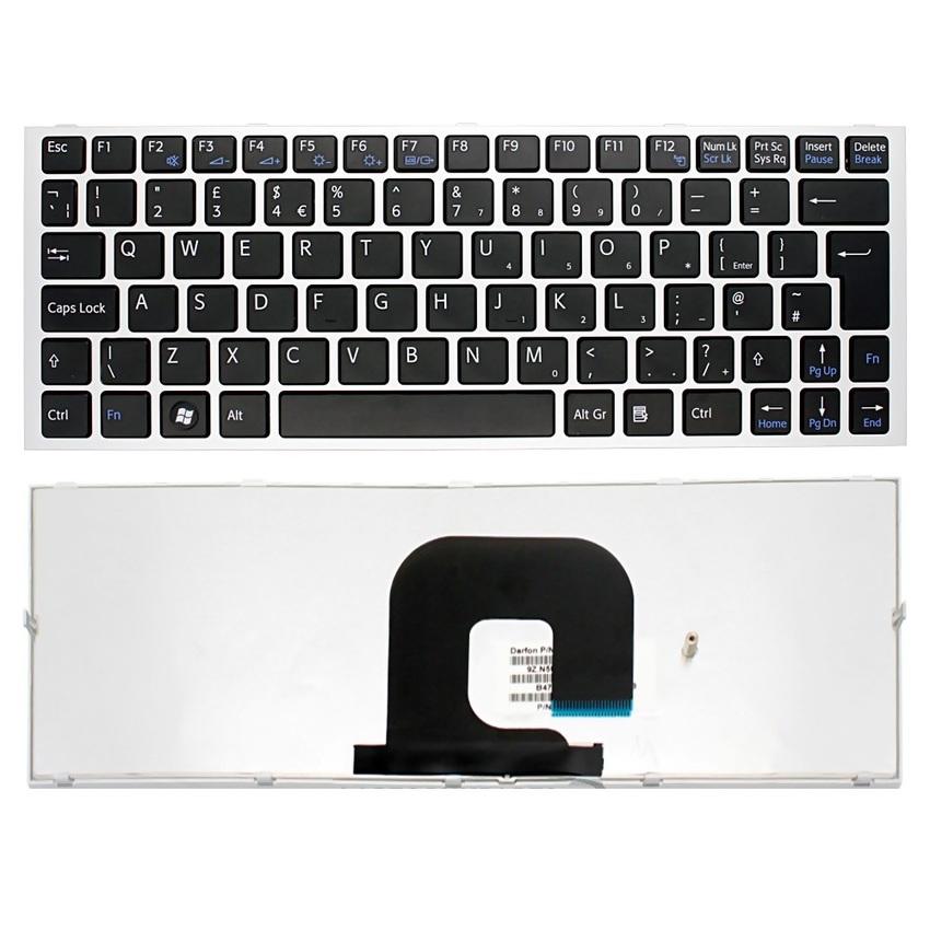 Bàn phím Laptop Sony VPC-YA/YB