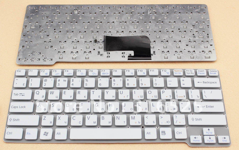 Bàn phím Laptop Sony VGN-P