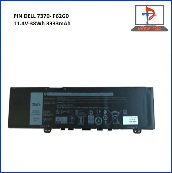 PIN DELL Inspiron 13 7373,7370,vostro 5370,RPJC3,F62G0,CHA01 ZIN