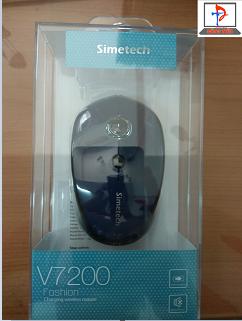Mouse Simetech V7200