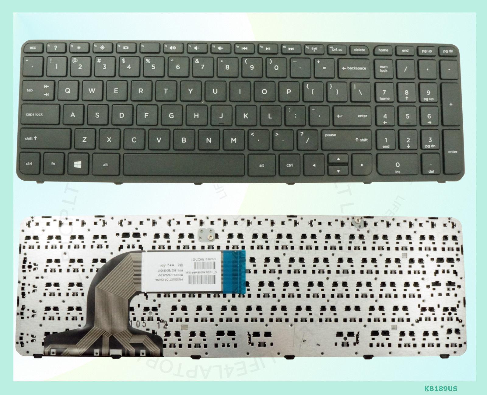 Bàn Phím Laptop HP FOLIO 1014 G2