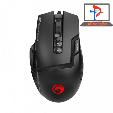 MOUSE MAARVO M335 ĐEN LED