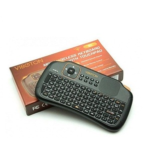 Keyboard mouse Mini Bluetooth VIBOTON S1 (dành cho smart tivi)
