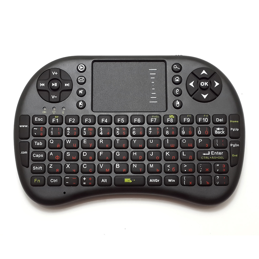 Keyboard mouse Mini  bluetooth MWK-08 (dành cho smart tivi)