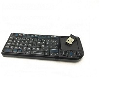 KEYBOARD MOUSE MINI BLUETOOTH UMK-100 (DÀNH CHO SMART TIVI)