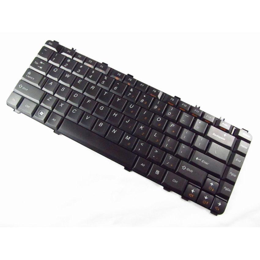 Bàn phím Laptop LENOVO Y450 Y550 Y460 B460 V360 V460 Y560 ĐEN
