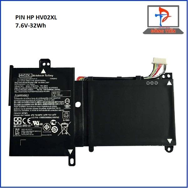 Pin Laptop HP Pavilion HV02XL, X360 11-K ZIN