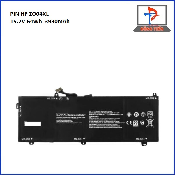Pin HP ZBook Studio G3, ZO04, ZO04XL HSTNN-CS8C, HSTNN-C88C, HSTNN-LB6W ZIN