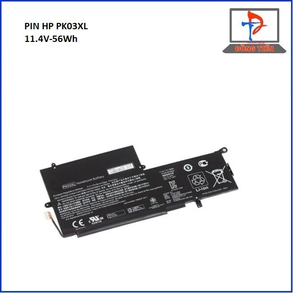 Pin HP PK03, PK03XL ZIN