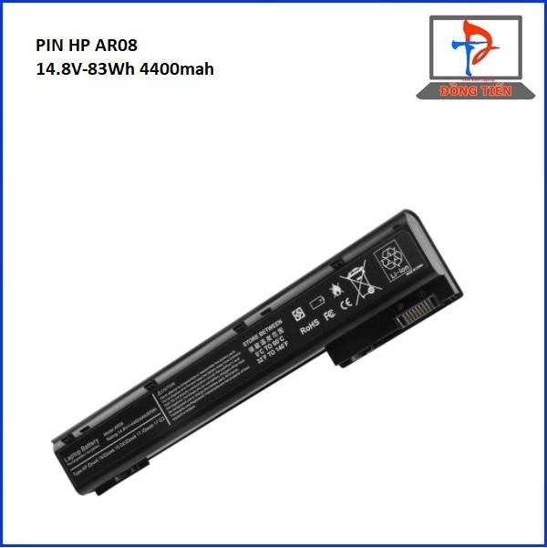PIN HP ZBOOK 15, AR08,AR08XL, 15-G1, 15-G2, 17-G1, 17-G2, E7U26UT, 708455-001