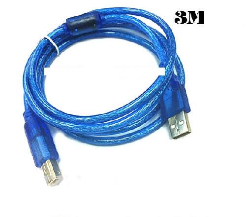 Cáp USB máy in 3M.