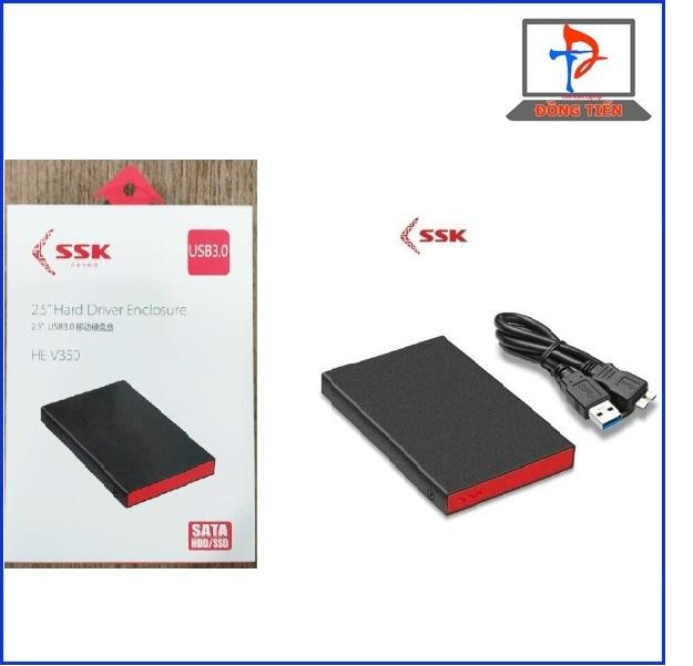 BOX HDD SSK HE V350 2.5 CHUẨN 3.0 SATA
