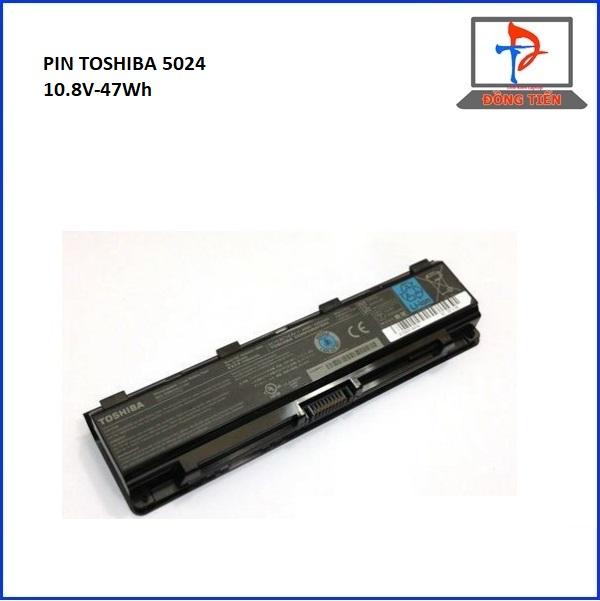 PIN LAPTOP TOSHIBA Satellite L800 L805 L830 L835 L840 L845 L850 S875 5024