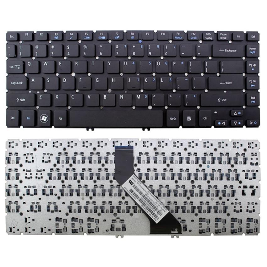 Bàn phím Laptop không số ACER V5-471