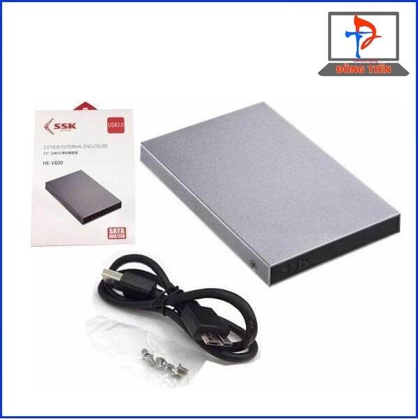 BOX HDD SSK SHE V600 2.5 CHUAN 3.0 SATA