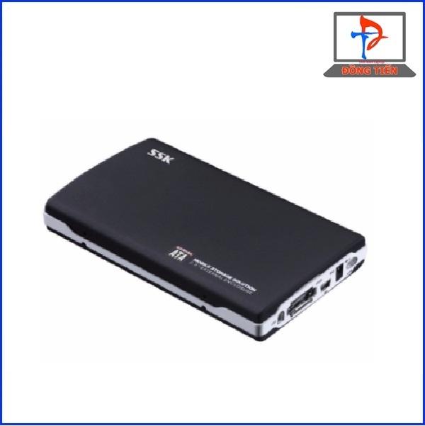 BOX HDD SSK SHE 037 2.5 CHUAN 2.0 SATA