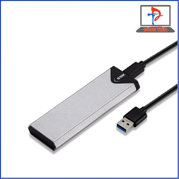 HDD BOX M2 SSD SSK SHE C320