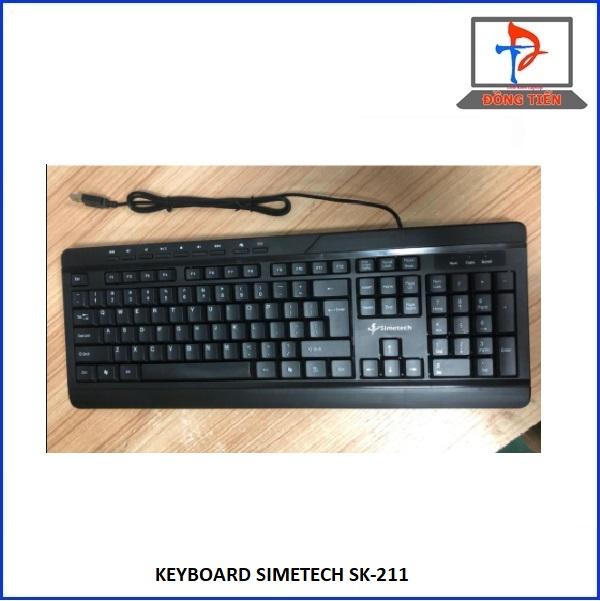 KEYBOARD SEMITECH SK-211