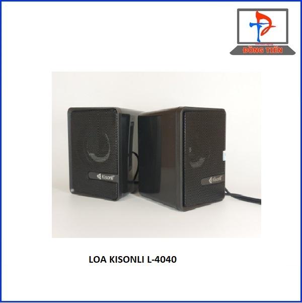 LOA KISONLI L-4040 USB 2.0