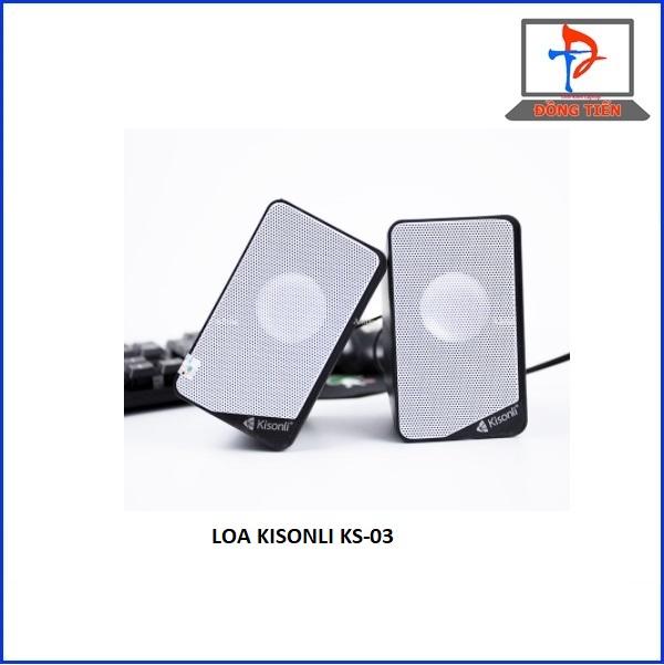 LOA KISONLI KS-03 USB 2.0