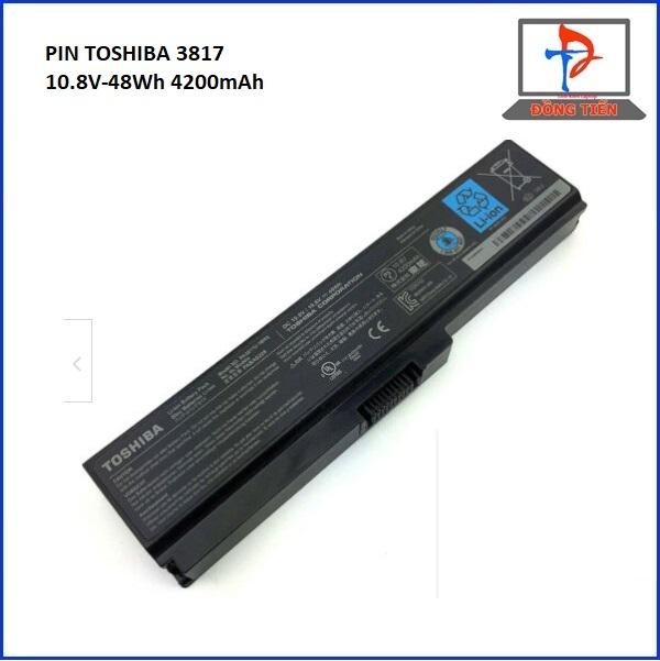PIN LAPTOP TOSHIBA Satellite P770 P750 P755 P775D L775 L775D PA3817U