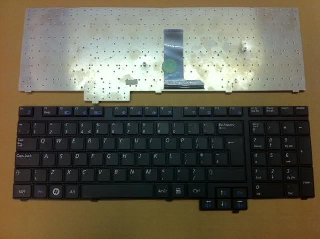 Bàn phím laptop samsung R720