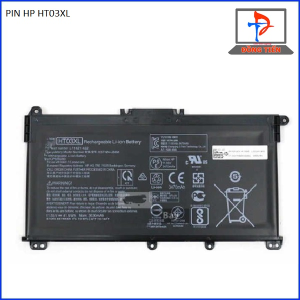 PIN HP HT03XL HSTNN-DB8R IB80 LB8M HSTNN-UB7J, HP 245 G7, 250 G7, 255 G7, 12-DA, 14-CM, 17-CA ZIN