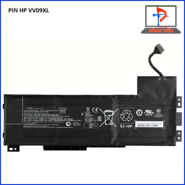 PIN VV09XL cho laptop  HP ZBook 15 G3 17 G3