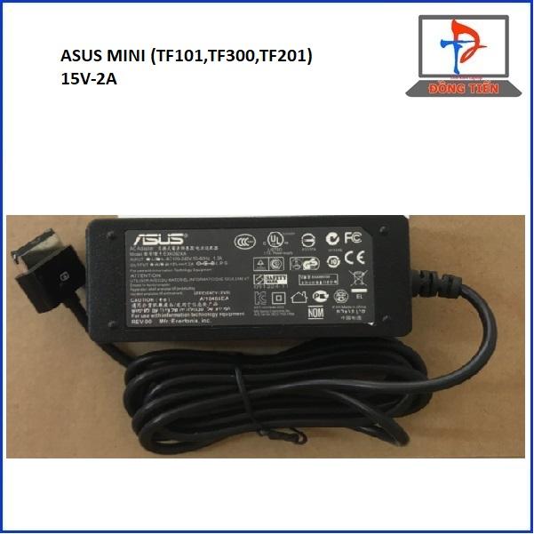 SẠC LAPTOP ASUS MINI 15V-2A (TF101,TF300,TF201)