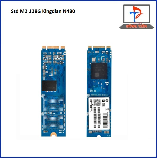 Ssd M2 128g Kingdian N480 2.5 Sata Chính hãng