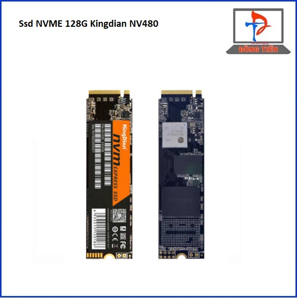 Ssd NVME128g Kingdian NV480 2.5 Sata Chính hãng