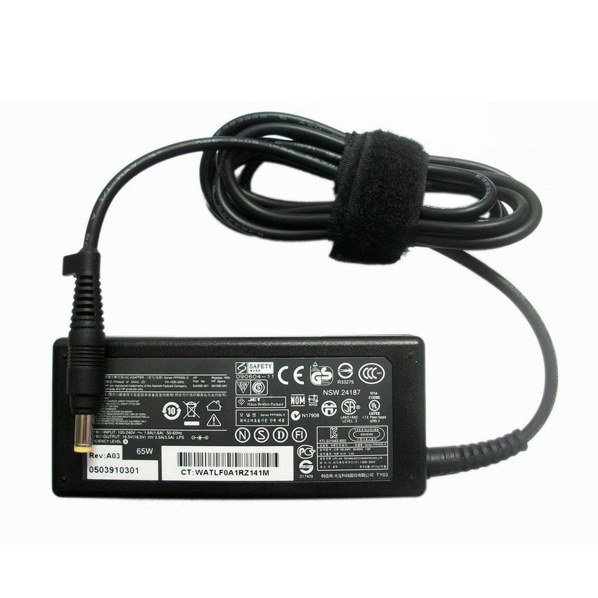 Sạc Laptop HP 18.5V - 3.5A