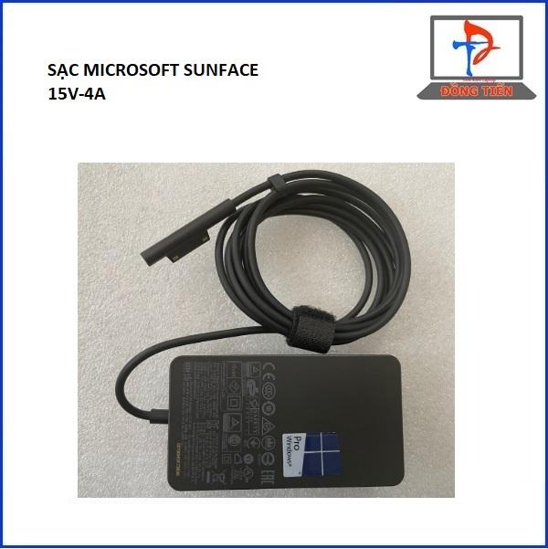SẠC LAPTOP MICROSOFT SURFACE  PRO 5-6-7 15V-4A  ZIN