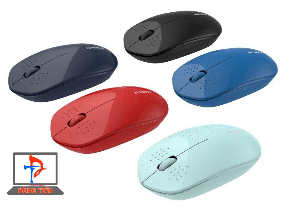 Mouse Simetech wireless S890
