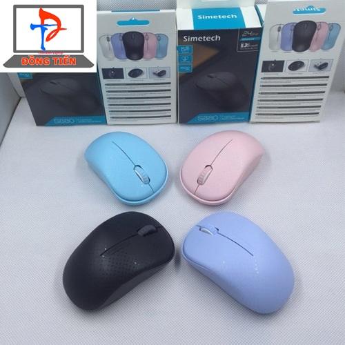Mouse Simetech wireless S880