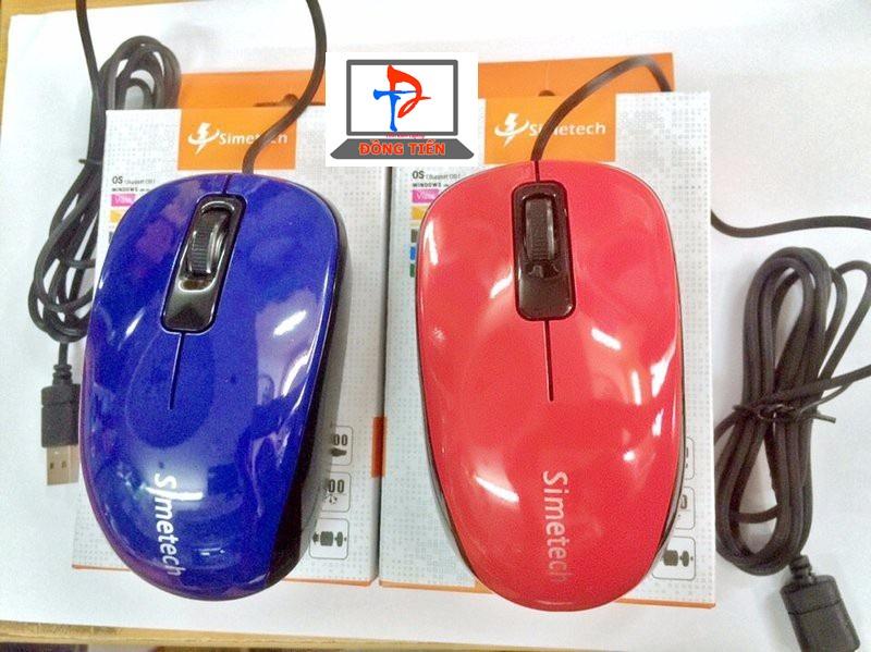 Mouse Simetech có dây X2