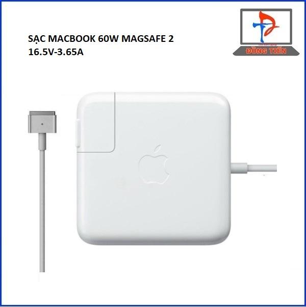 SẠC LAPTOP APPLE  (16.5V-3.65A) MAGSAFE 2 60W